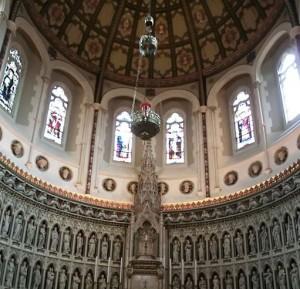 アロウジアス教会写真1
